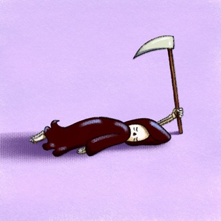 I'm Deathly Tired….The Fatigue Work Up Artwork