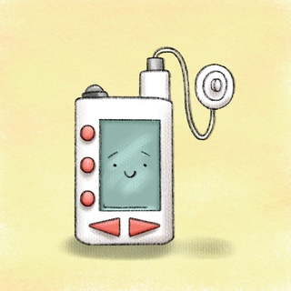 Insulin Pump Basics Artwork