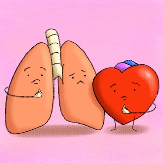 COPD vs CHF Crossover Artwork