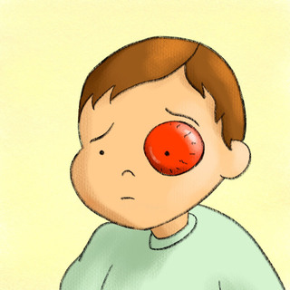 Pediatric Red Eye, Part 1 Artwork